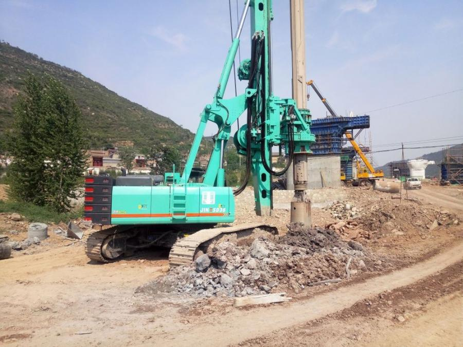 The acquisition allows LiuGong to add piling machines to its product portfolio.
